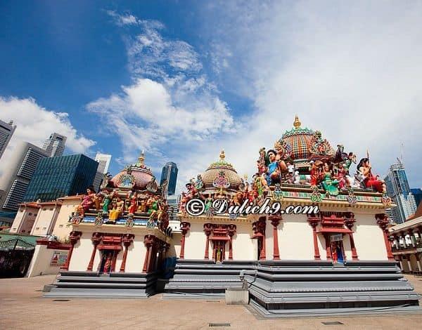 Địa điểm du lịch nổi tiếng ở Singapore: Nên đi đâu chơi khi du lịch Singapore?