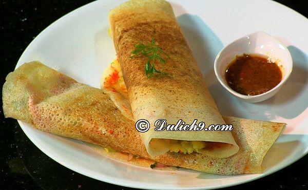 Du lịch Ấn Độ nên ăn gì? Món ăn ngon đặc sản nổi tiếng ở Ấn Độ