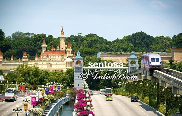 Du lịch Singapore nên đi đâu chơi, tham quan? Địa điểm du lịch nổi tiếng ở Singapore
