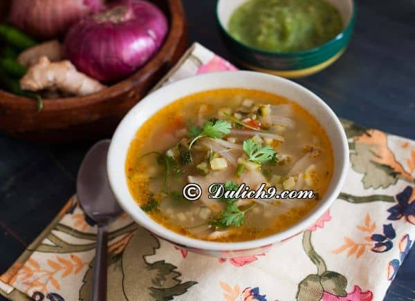 Món ăn đặc sản ngon ở Tây Tạng: Du lịch Tây Tạng nên ăn món gì?