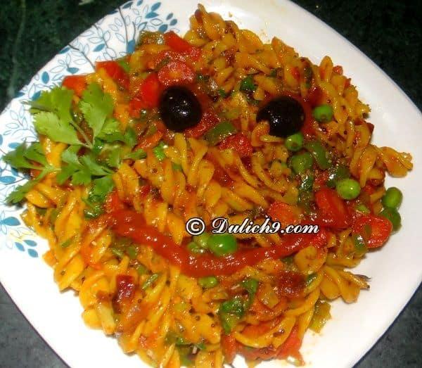 Món ăn ngon hấp dẫn ở Ấn Độ: Du lịch Ấn Độ nên ăn gì?