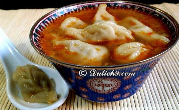 Món ăn ngon nổi tiếng ở Tây Tạng. Nên ăn gì khi du lịch Tây Tạng