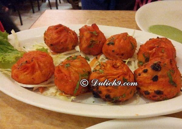 Món ăn truyền thống ngon ở Ấn Độ. Nên ăn gì khi du lịch Ấn Độ?