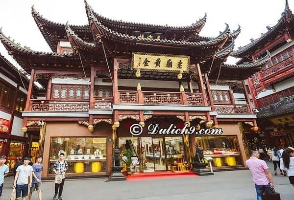 Nên đi đâu chơi khi du lịch Thượng Hải? Địa điểm du lịch nổi tiếng ở Thượng Hải