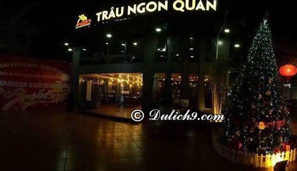Địa chỉ quán ăn ngon ở Hải Dương nổi tiếng, giá rẻ: Nên ăn ở đâu khi du lịch H ải Dương?