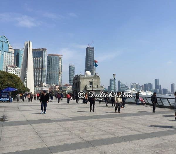 Địa điểm du lịch đẹp, nổi tiếng ở Thượng Hải: Nên đi đâu chơi khi du lịch Thượng Hải?