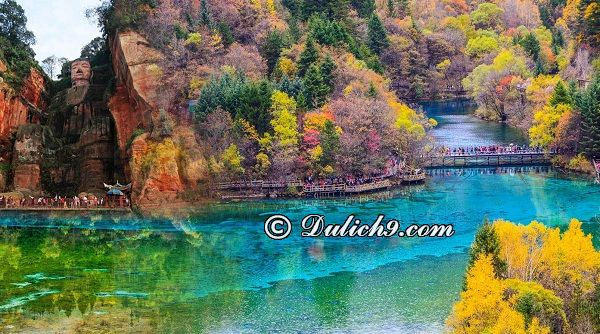 Du lịch Cửu Trại Câu giá rẻ và tự túc nên đi vào thời gian nào? Du lịch Cửu Trại Câu mùa nào, tháng mấy đẹp nhất?