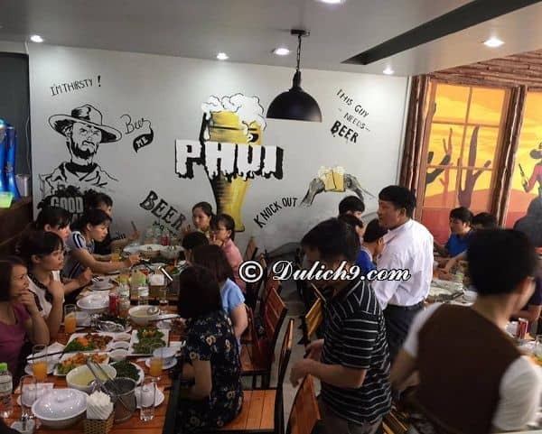 Du lịch Hải Dương ăn ở quán nào? Địa chỉ nhà hàng, quán ăn nổi tiếng, giá bình dân ở Hải Dương