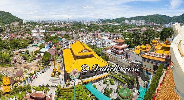Du lịch Malaysia 4 ngày nên đi đâu chơi, tham quan? Kinh nghiệm du lịch Malaysia 4 ngày