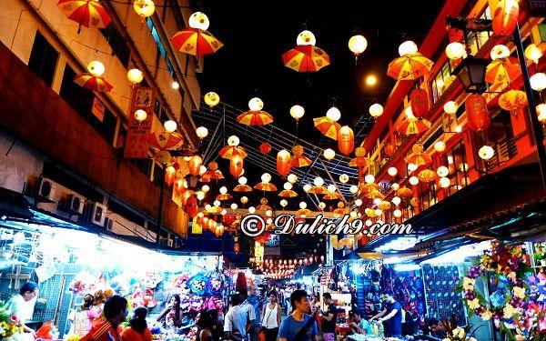 Kinh nghiệm du lịch Malaysia 4 ngày giá rẻ: Tư vấn lịch trình du lịch Malaysia 4 ngày tự túc, chi tiết