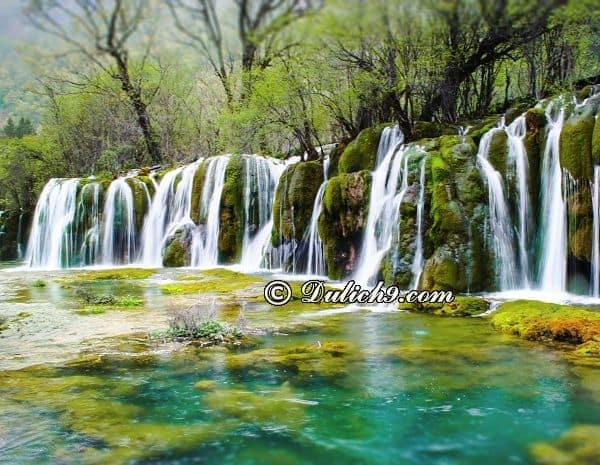 Thời điểm du lịch Cửu Trại Câu đẹp nhất trong năm. Nên đi du lịch Cửu Trại Câu Trung Quốc mùa nào, tháng mấy?
