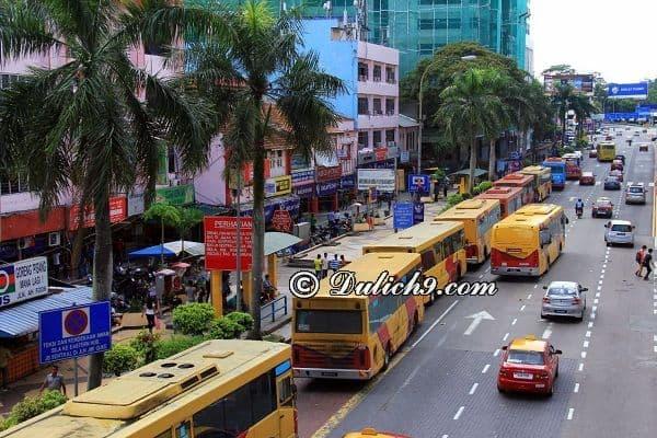 Tư vấn lịch trình du lịch Malaysia 4 ngày chi tiết: Kinh nghiệm du lịch Malaysia 4 ngày tự túc