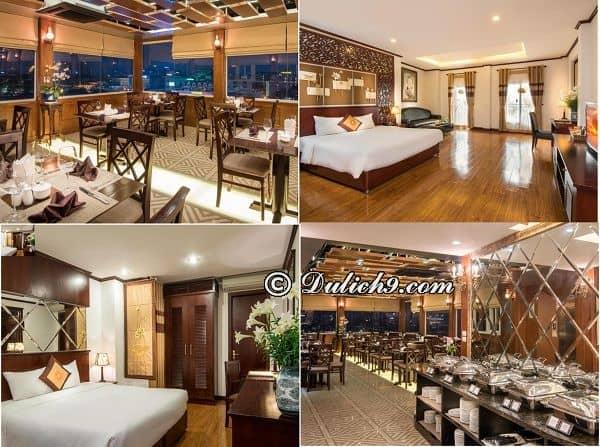 Du lịch Hà Nội ở khách sạn nào gần khu ăn uống giá rẻ? Khách sạn ở Hà nội gần khu ăn uống ngon, giá bình dân