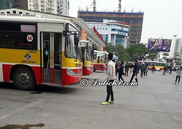 Hướng dẫn đi du lịch Thành Cổ Loa bằng xe bus: Du lịch Cổ Loa mùa nào đẹp, đi xe bus nào?