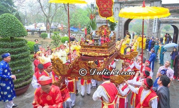 Kinh nghiệm du lịch Thành Cổ Loa mới nhất: Du lịch Cổ Loa mùa lễ hội