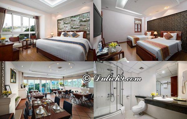 Nên ở khách sạn nào gần khu ăn uống ở Hà Nội ngon, giá rẻ. Du lịch Hà Nội ở khách sạn nào gần khu ăn uống?