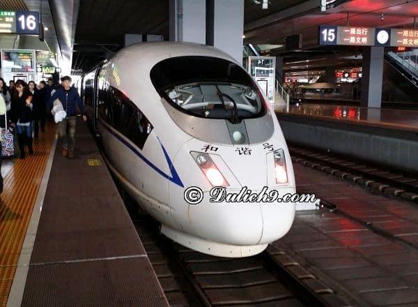 Phương tiện đi Hàng Châu từ Tô Châu và từ Tô Châu đến Hàng Châu nhanh nhất: Các cách di chuyển giữa Hàng Châu và Tô Châu