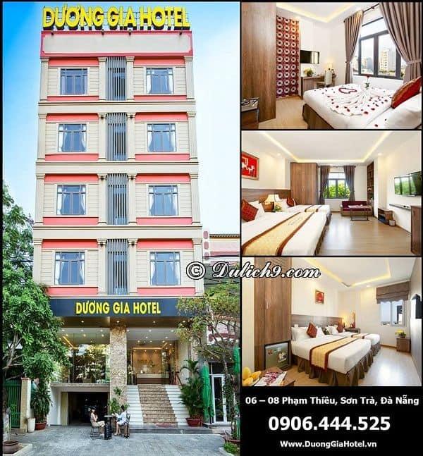 Kinh nghiệm đặt phòng khách sạn khi du lịch Đà Nẵng: Du lịch Đà Nẵng nên ở khách sạn nào đẹp, giá rẻ, gần biển?