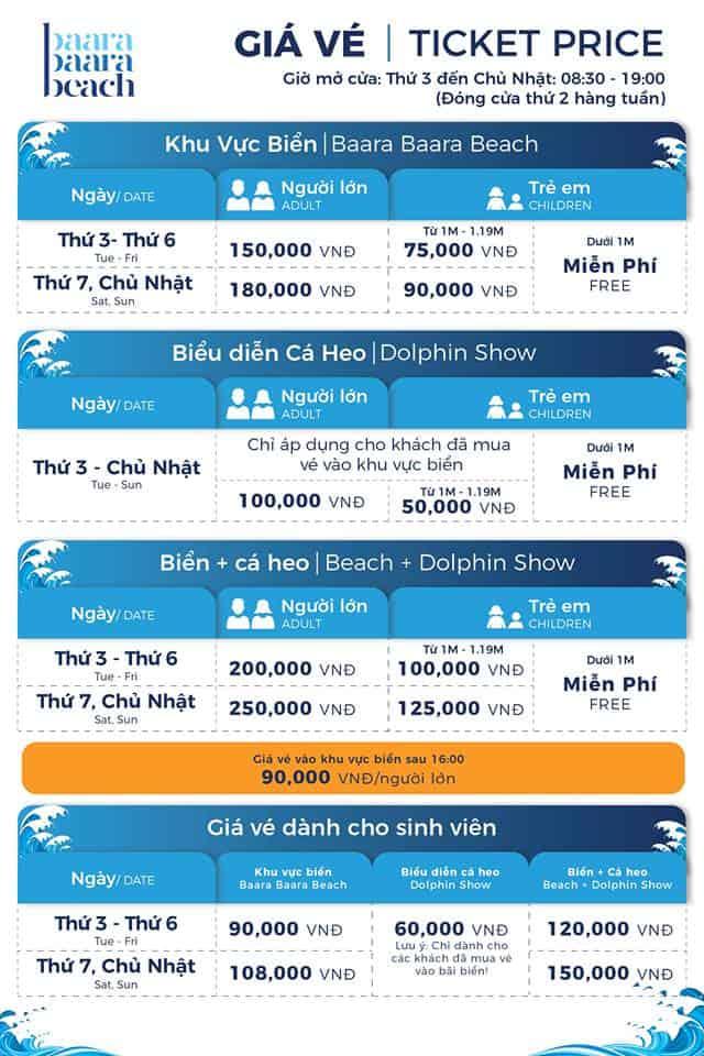 Kinh nghiệm du lịch Baara Land biển nhân tạo đầu tiên ở Hà Nội. Hướng dẫn review khu du lịch Baara Land cụ thể đường đi, giá vé...