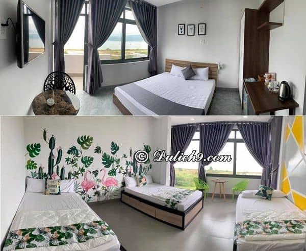 Danh sách các khách sạn 3 sao ở Quy Nhơn đẹp, tiện nghi đầy đủ. Quy Nhơn có khách sạn 3 sao nào đẹp, giá tốt?