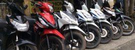 Địa điểm cho thuê xe máy ở Mộc Châu: Thuê xe máy ở đâu Mộc Châu?