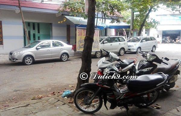 Địa điểm cho thuê xe máy ở Tuy Hòa Phú Yên: Thuê xe máy ở đâu Tuy Hòa Phú Yên giá rẻ, uy tín?