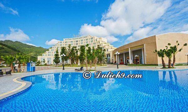 Du lịch Mộc Châu nên ở khách sạn nào? Khách sạn cao cấp hàng đầu Mộc Châu