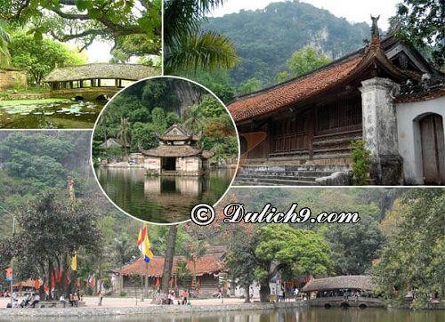 Hướng dẫn du lịch Chùa Thầy cụ thể, chi tiết cập nhật. Kinh nghiệm du lịch Chùa Thầy. Du lịch chùa Thầy đi thế nào, giá vé?