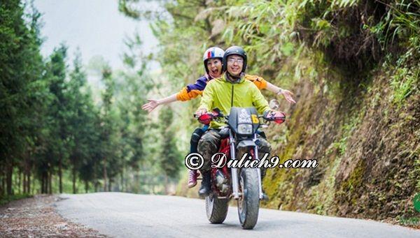 Kinh nghiệm thuê xe máy ở Mộc Châu. Địa điểm cho thuê xe máy ở Mộc Châu uy tín, giá rẻ
