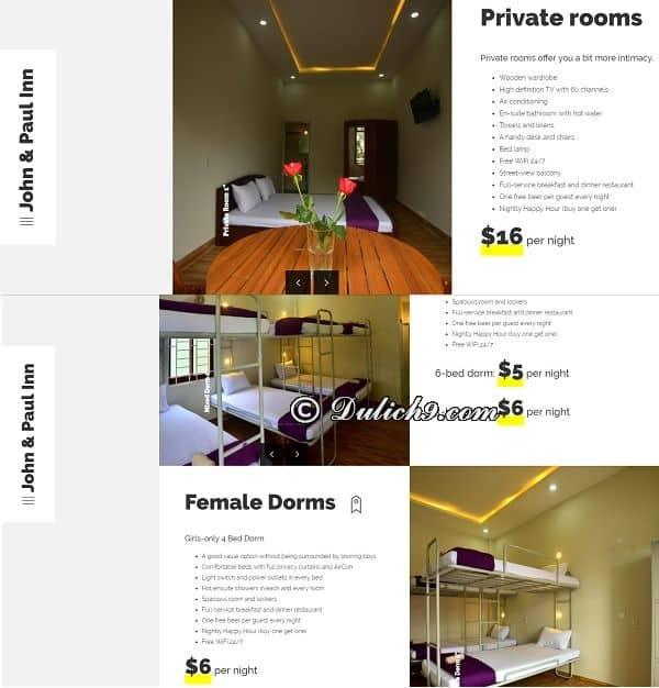 Nên ở khách sạn nào khi du lịch Quy Nhơn? Khách sạn, nhà nghỉ giá rẻ ở gần biển Quy Nhơn
