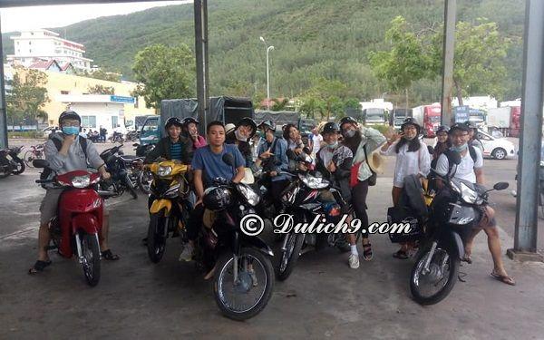 Thuê xe máy ở đâu Quy Nhơn giá rẻ, chất lượng tốt? Địa chỉ các cửa hàng cho thuê xe máy ở Quy Nhơn