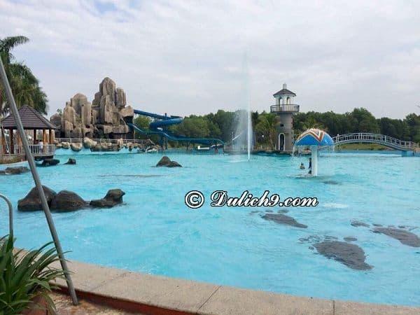 Giá vé tham quan biển nhân tạo Biên Hoà. Kinh nghiệm du lịch biển nhân tạo Biên Hòa