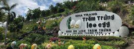 Kinh nghiệm đi khu du lịch Trăm Trứng Nha Trang