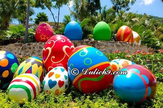 Những điểm tham quan du lịch hấp dẫn tại khu du lịch Trăm Trứng
