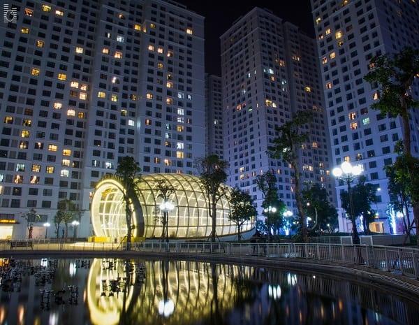 Times City - Địa điểm vui chơi Noel siêu hot ở Hà Nội