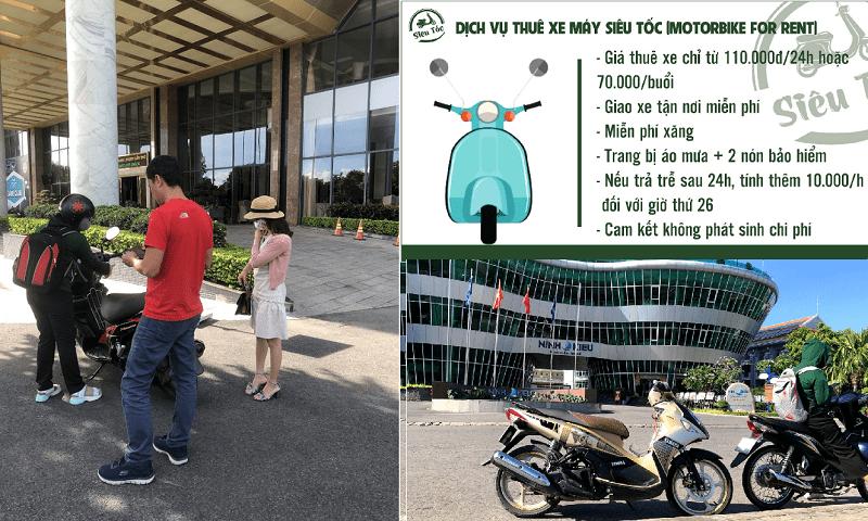 Các cửa hàng cho thuê xe máy ở Cần Thơ nổi tiếng, giao tại sân bay, khách sạn. Thuê xe máy ở đâu Cần Thơ?