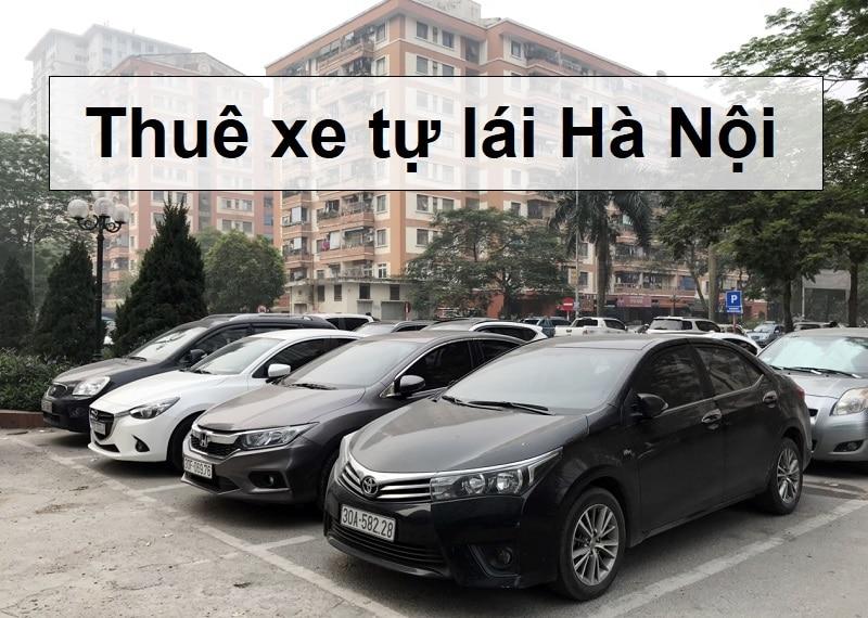 Kinh nghiệm thuê xe tự lái ở Hà Nội