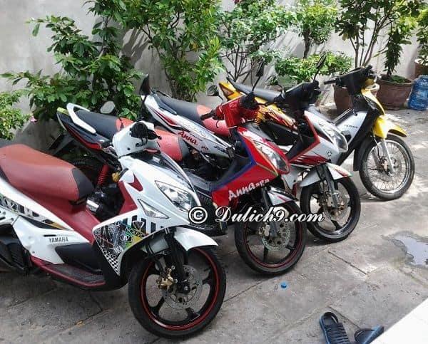 Địa chỉ cho thuê xe máy ở Hà Nội giá rẻ, uy tín: thuê xe máy ở đâu Hà Nội?