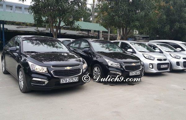 Địa chỉ công ty có dịch vụ cho thuê xe ô tô du lịch ở Nam Định uy tín, chất lượng: Kinh nghiệm thuê xe ô tô ở Nam Định