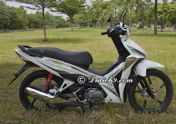 Địa chỉ cửa hàng cho thuê xe máy ở Cà Mau uy tín, giá rẻ: Thuê xe máy ở đâu Cà Mau?