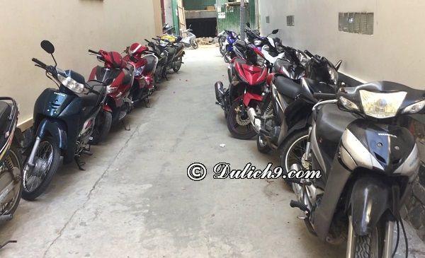 Địa chỉ cửa hàng cho thuê xe máy ở Nha Trang uy tín, giá rẻ. Thuê xe máy ở đâu Nha Trang?