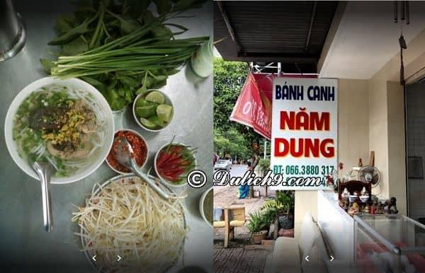 Địa chỉ nhà hàng, quán ăn ngon ở Tây Ninh: Du lịch Tây Ninh ăn ở đâu ngon?