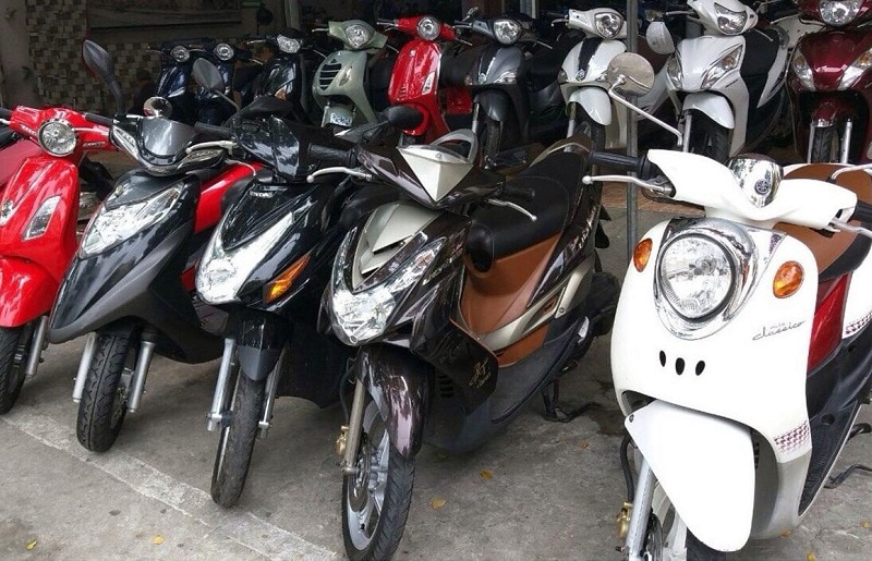 Địa điểm cho thuê xe máy Vũng Tàu tốt nhất