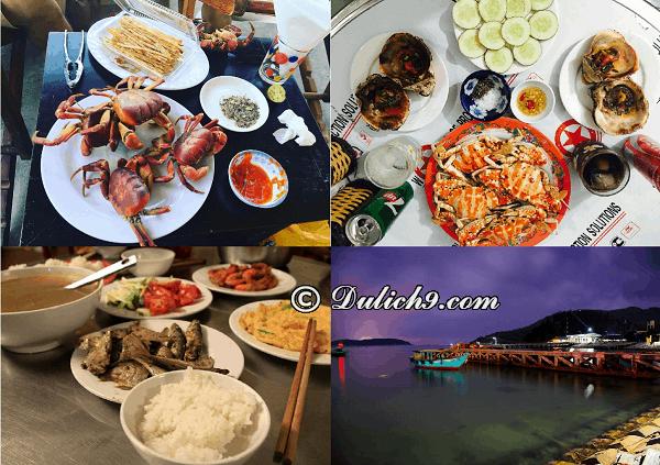 Du lịch Cù Lao Chàm 2 ngày 1 đêm ăn gì ngon? Ăn uống ở Cù Lao Chàm