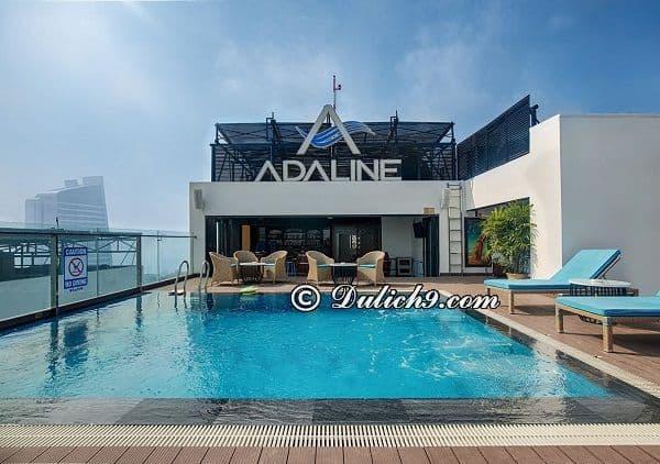 Du lịch Đà Nẵng ở khách sạn nào gần biển, giá bình dân? Khách sạn có bể bơi gần biển Đà Nẵng giá rẻ