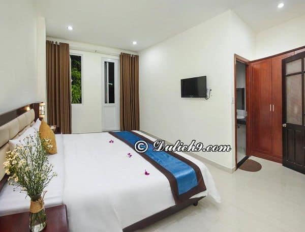 Du lịch Đà Nẵng ở khách sạn nào đẹp, gần biển, giá rẻ? Nên ở khách sạn nào Đà Nẵng giá rẻ, gần biển?