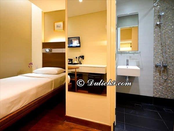 Du lịch Singapore ở khách sạn nào đẹp, giá rẻ? Nên ở khách sạn nào khi du lịch Singapore?