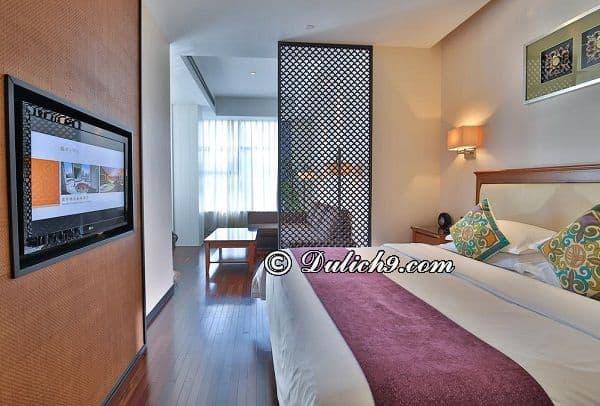 Du lịch Thượng Hải nên ở khách sạn nào đẹp, vị trí trung tâm? Khách sạn cao cấp ở Thượng Hải nên đặt phòng