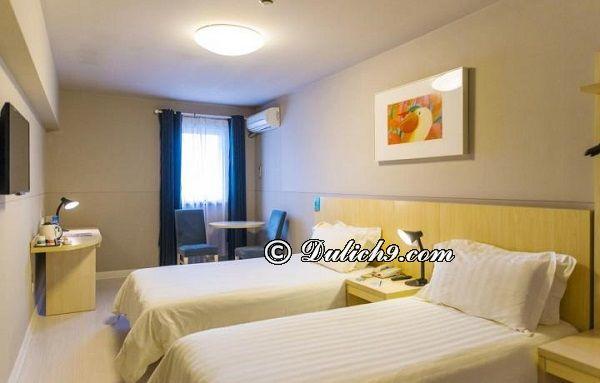 Du lịch Thượng Hải ở khách sạn nào giá bình dân, tiện nghi đầy đủ? Nên ở khách sạn nào khi du lịch Thượng Hải?