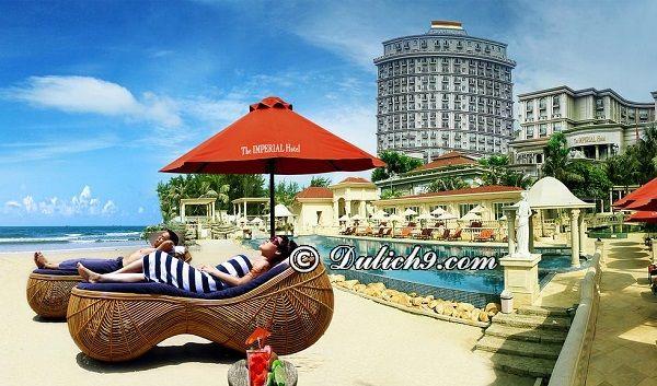 Du lịch Vũng Tàu ở khách sạn nào gần bãi Sau? Nên ở khách sạn nào khi du lịch Vũng Tàu?
